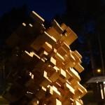 скульптура Big Gini - Джон Пауэрс