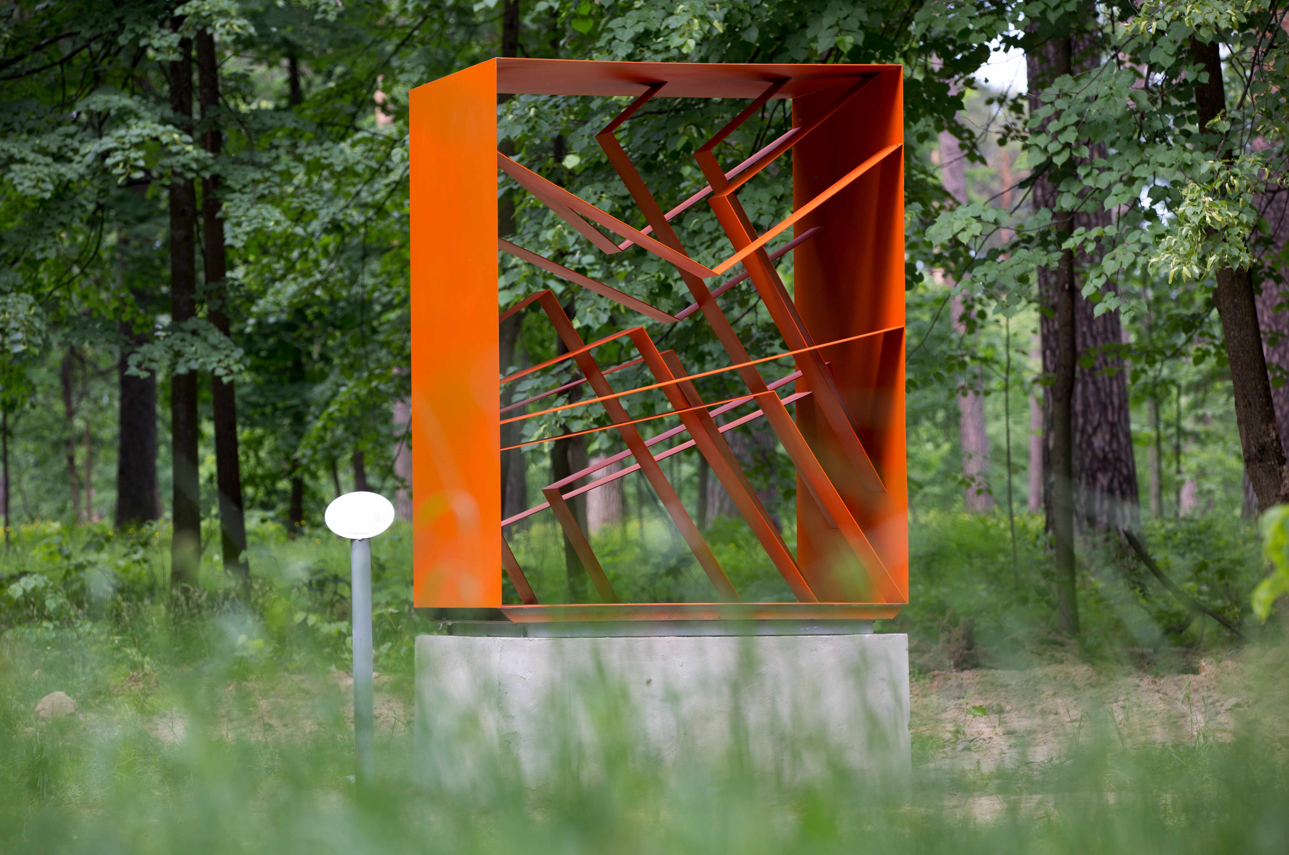 Introspective structure. Риккардо Мурелли. 2013